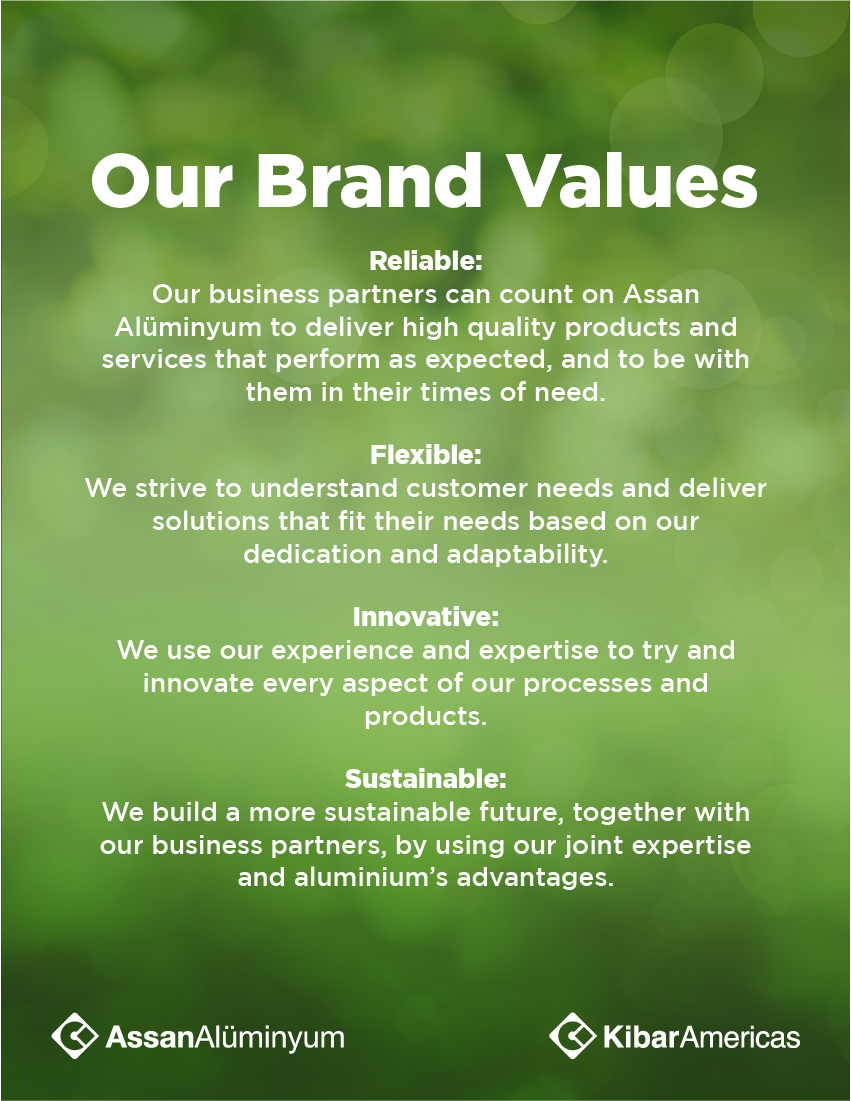 Our Brand Values